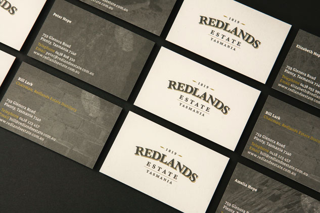 Redlands Estate Brand Identity Design