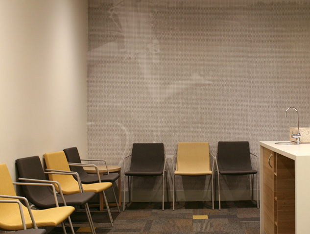 Interior Wall Graphic