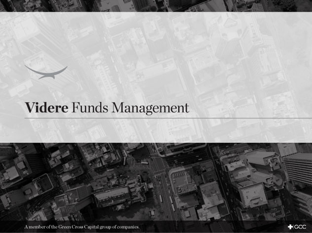 Videre Funds Management Brand Identity Design
